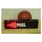 Basketball LED Electronic Possession Indicator
