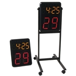 Basketball Wireless Shotclocks and Controller - Roller