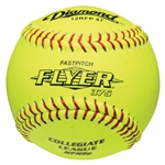 "Diamond 12"" College NFHS Fastpitch Softballs - 6 Dozen"