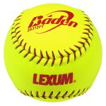 baden asa approved fast pitch softballs 2a312fy dozen