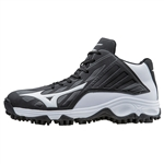 Mizuno 9-Spike Advanced Erupt 3 Mid Baseball Cleats