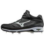 Mizuno DOMINANT IC Mens Mid Metal Baseball Cleats