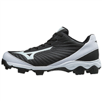 mizuno 9-spike advanced blaze elite 5 molded low baseball cleat