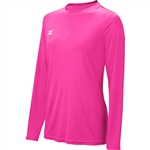 Mizuno Youth Long Sleeve Hybrid Top