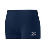 Mizuno Core Flat Front Vortex Hybrid Volleyball Short 440561