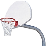 Basketball Playground 5-Foot Extension System with Powder-Coated Backboard
