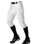 Alleson Youth No Fly Football Pants With Slotted Waist
