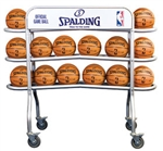 Spalding NBA Ball Truck