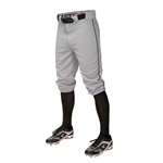 Easton Adult Pro + Knicker Piped Baseball Pants A167105
