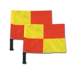 champro deluxe linesman flag set a192 pair