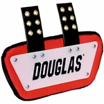 "Douglas CP Series Football 6"" Back Plate"