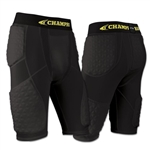 Champro Tri-Flex Padded Compression Football Shorts