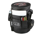 diamond coaches organizer sleeve for 6 gallon bucket bkt sleeve
