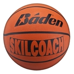 baden skilcoach oversized rubber training basketball br635