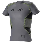 Alleson Integrated Football Compression Top