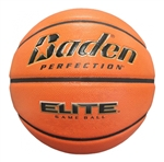 baden perfection elite official size game basketball