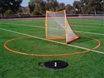bownet mens lacrosse crease - portable
