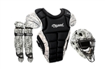 DIAMOND IX5 Adult Baseball CAMO Catchers Combo