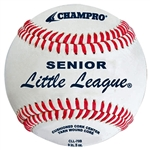 champro senior little league tournament game baseball (rs-t) - dozen