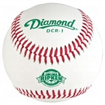 diamond dcr-1 cal ripken league leather baseballs