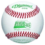 diamond ddb dizzy boys & majors official game baseballs - dozen