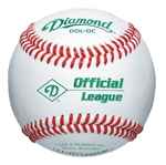 diamond all weather dricore baseballs dol-dc - 1 dozen