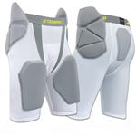 champro integrated football girdle with full pads fpgu6