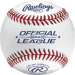 Rawlings FLAT SEAM Official League Competition Grade - FSOLB1