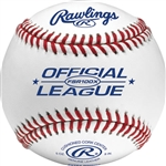 Rawlings Flat Seam High School Baseballs - BLEM - Dozen