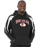 alleson gameday fleece performance team hoodie gfh1