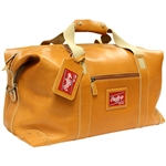HOHDUFTL_Rawlings Premium Heart of the Hide Leather Duffel Bag HOHDUFTL