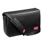 Rawlings Premium Heart of the Hide Black Leather Messenger Bag