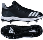 Adidas Icon 4 Bounce Mens Metal Baseball Cleats