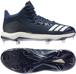 Adidas Icon 4 Bounce Mid Mens Metal Baseball Cleats