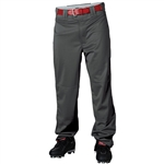 rawlings adult 125th anniversary unhemmed baseball pant ppu140
