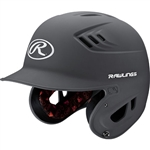Rawlings R16 Series Matte Baseball Batting Helmet R16MS-J
