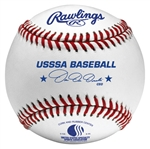 rawlings rolb1usssa official usssa game baseballs - dozen