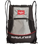Rawlings Player Sackpack Baseball or Softball Bag RPSK
