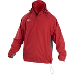 Rawlings Triple Threat Convertible Batting Jacket TRITHR