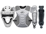 Rawlings VELO Coolflo Intermediate Catchers Set - Ages 9-12