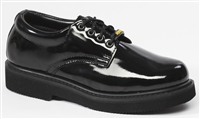 Men's Rhino Patent Oxfords Black