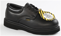 Rhino Safety Toe - Postman Oxford - 40S01