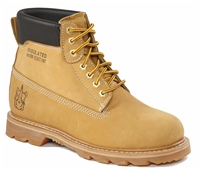 68C67 - Rhino 6 Inch Nubuck Work Boot - Wheat