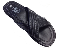 Men's Crossband Sandal by Easy