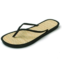 Women's Bamboo Flip Flops beach sandals