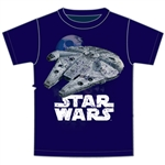 Adult Star Wars Millenium Falcon, Navy