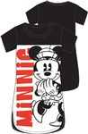 Junior sleep Shirt Minnie 2 the Side