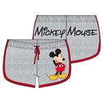 Junior Mickey Mouse Signature Shy Short, Gray