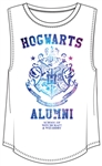Junior Howarts Alumni Harry Potter Tank, White