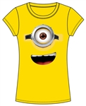 Junior Fashion Top Minions Peep Mix, Yellow
